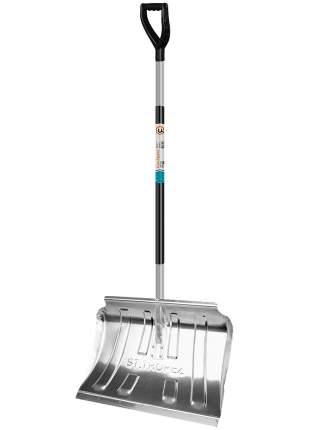 Лопата для уборки снега Центроинструмент 735 с черенком