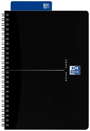 Блокнот Oxford University Press Smart Black, A4, 90 листов, клетка