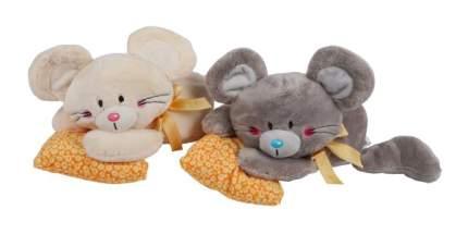 Мягкая игрушка животное Fluffy Family Мышонок Мики лежебока 681603