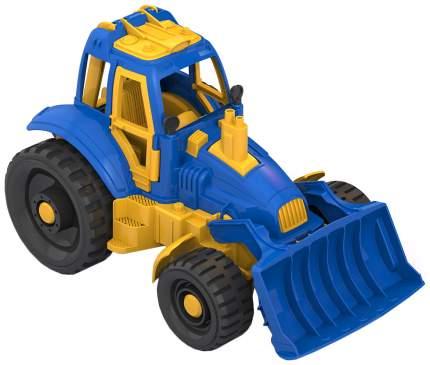 Трактор Нордпласт С грейдером 398H