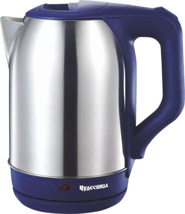 Чайник электрический Чудесница ЭЧ-2020 Blue