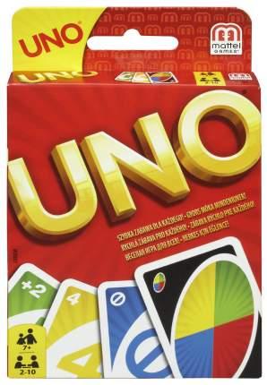 Настольная игра «Уно» Mattel