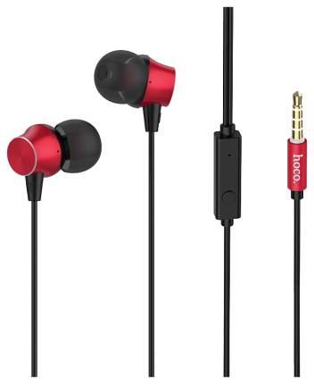 Наушники Hoco M51 Proper Sound Red