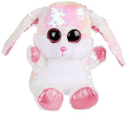 Мягкая игрушка животное Fluffy Family Зайка