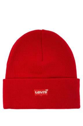 Бини мужская Levi's 3802201850 красная