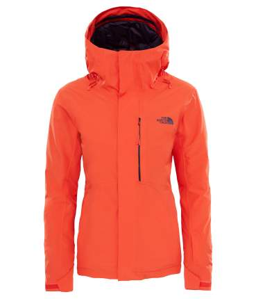 Куртка The North Face Descendit, fire brick red, M INT