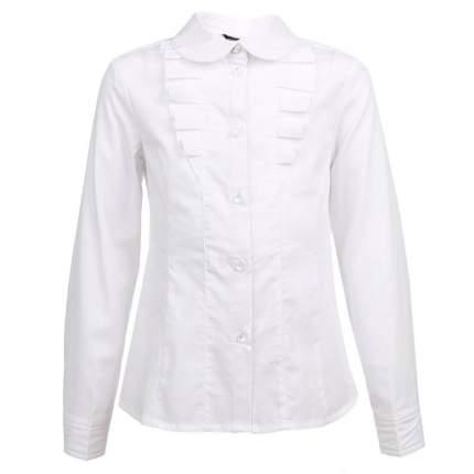 Блузка JUNIOR REPUBLIC, цв. белый, 122 р-р