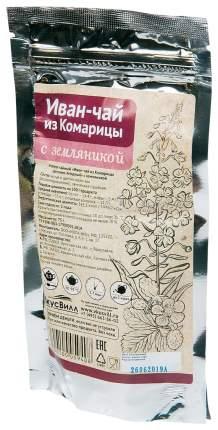 Иван-чай ВкусВилл с земляникой 75 г