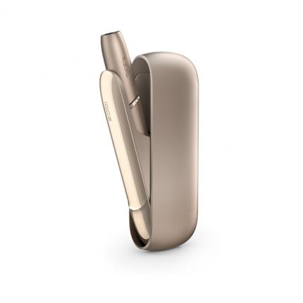 Комплект IQOS 3 Duos золотой