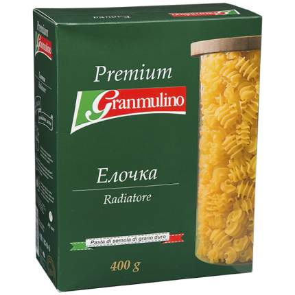 Макароны  Granmulino елочка премиум 400 г
