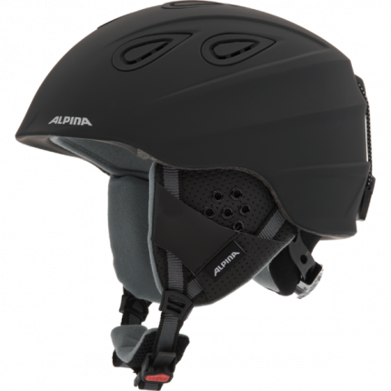 Горнолыжный шлем Alpina Grap 2.0 2019, черный, L