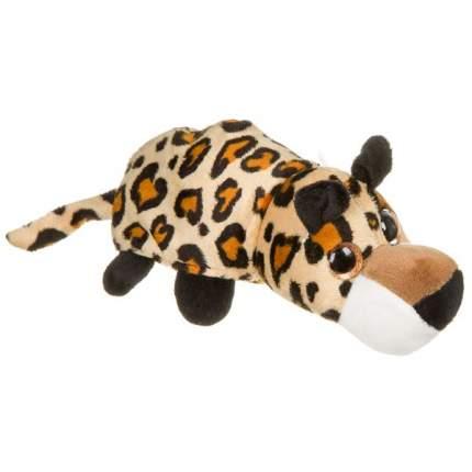 """Мягкие животные 2 в 1 Bondibon """"Милота, леопард-тигр"""", 17 см, арт. LEO19-6С"""