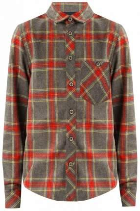 Верхняя сорочка для мальчика Finn Flare, цв. серый, р-р. 158