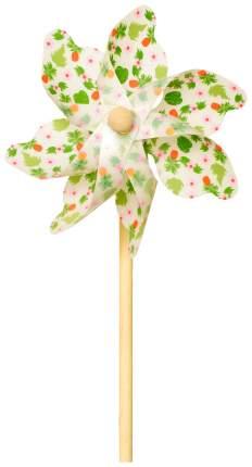 Ветрячок ЯиГрушка Цветы 48 см белый