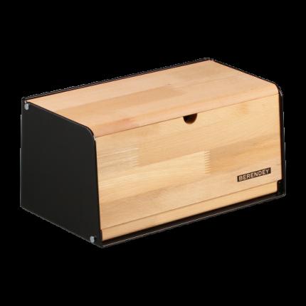Хлебница со съемной доской Vitax Berendey BRD-8004
