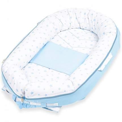 Кокон-гнездышко для новорожденных Little Vi Дерби арт. BN-0092