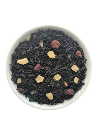 Чай черный с добавками Клубника со сливками 50 г