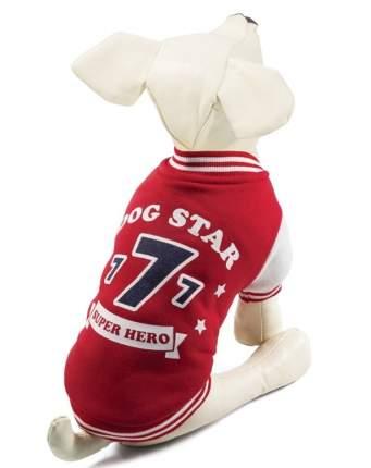 Куртка-бомбер для собак Triol Dog Star, размер M