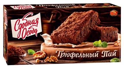 Пирог Сдобная Особа Трюфельный Пай шоколадный 380г
