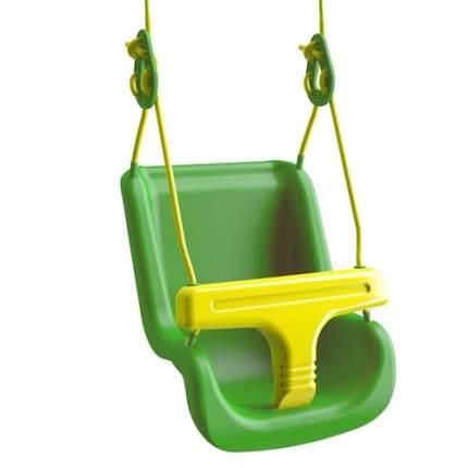 Качели Leco для малышей, зеленые