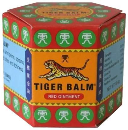 Тигровый красный бальзам Tiger Balm 20 г