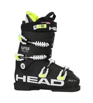 Горнолыжные ботинки HEAD Raptor 140 Speed RS 2018, black, 29
