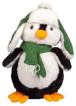 Игрушка мягкая Bebelot Пингвинчик в шапке-ушанке, 22 см