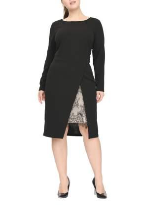 Платье женское SVESTA R980NO черное 54 RU