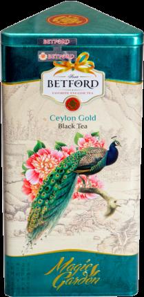 Чай черный Betford Magic garden павлин 300 г