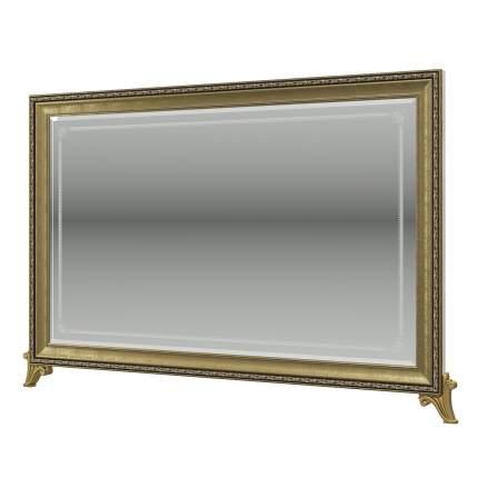 Зеркало Мэри-Мебель Версаль ГВ-06, цвет слоновая кость, 154х7х109 см.