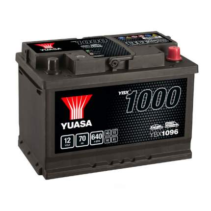 Аккумуляторная Батарея Smf[12v 70ah 640a B13] YUASA