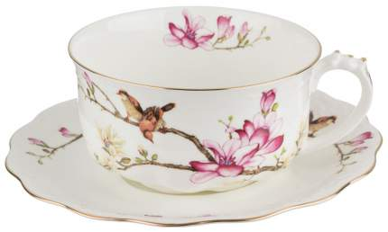 Чайный набор Lefard 264-522 Белый, серый, золотистый