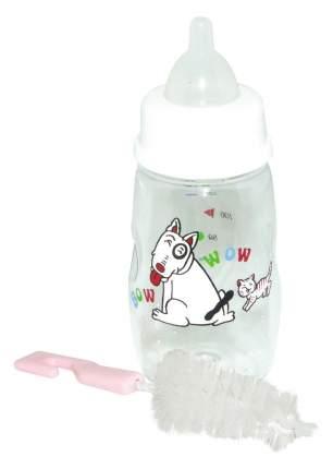 Бутылочка с соской для щенков и котят Dezzie, пластик, 100 мл