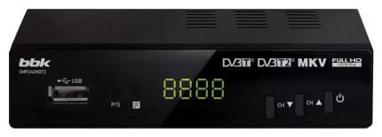 DVB-T2 приставка BBK DVB-T SMP240HDT2 black