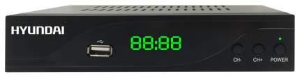 Цифровой ресивер Hyundai H-DVB860 Black
