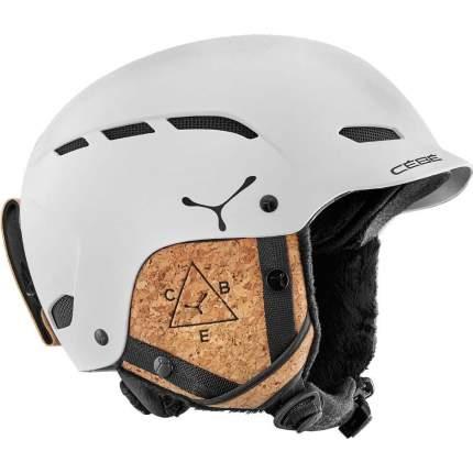 Горнолыжный шлем Cebe Dusk 2018, белый, S