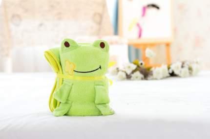 Плед-игрушка Лягушонок 100х80 см