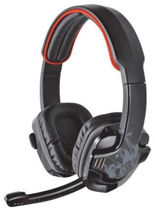 Игровые наушники Trust GXT 340 Red/Black