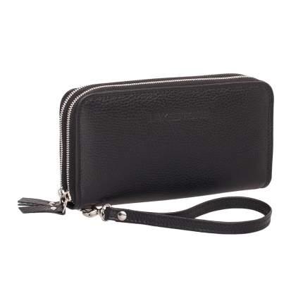 Клатч мужской кожаный Lakestone 932028 черный