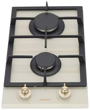 Встраиваемая варочная панель газовая AVEX HM 3022 RY Beige