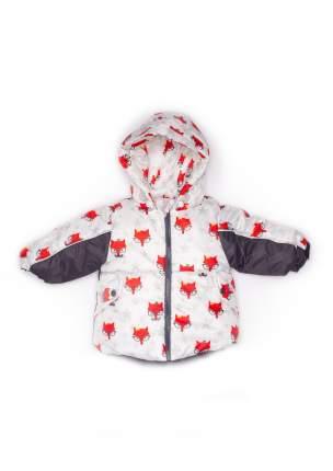Куртка зимняя №315/1 (Лисички) 709ШМ (86 см)