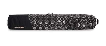 Чехол для горных лыж Dakine Fall Line Ski Roller Bag, silverton onyx, 190 см
