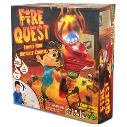 Игра настольная Огневой квест