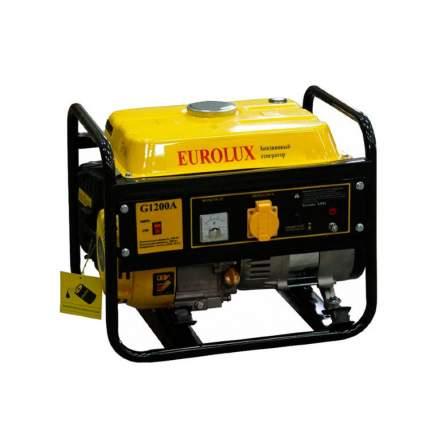 Электрогенератор EUROLUX G1200A (арт, 64/1/35)
