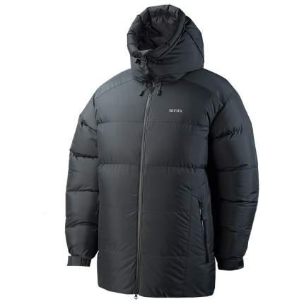Спортивная куртка мужская Sivera Аргамак, black, XL