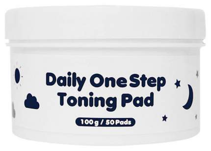Ватные диски Pretti Daily Onestep Toning Pads