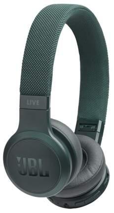 Беспроводные наушники JBL Live 400BT Green