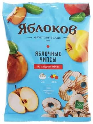 Чипсы фруктовые Мультяша из сладких яблок