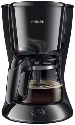 Кофеварка капельного типа Philips HD7433/20 Black