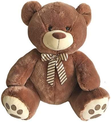Мягкая игрушка Fluffy Family Мишка Бантик коричневый 60 см